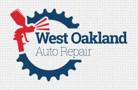 Logo Design for West Oakland Auto Repair